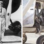 Amelia Earhart si Rihanna salopeta utilitara