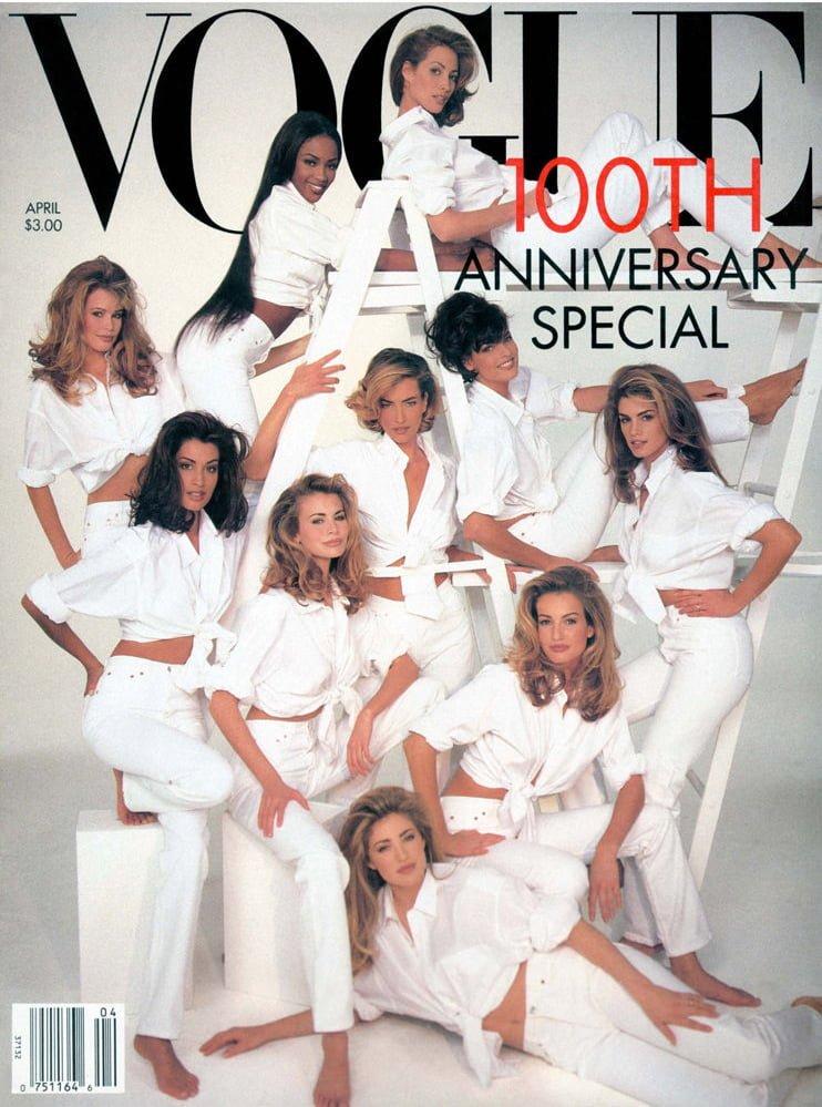 Editia nr 100 Vogue 1992