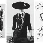 Chanel, aparitia conceptului petite robe noire
