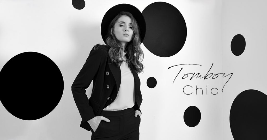 Stilul Tomboy Chic, mereu in tendinte