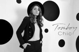 Stilul Tomboy Chic, mereu in tendinte