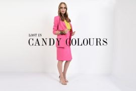 lost in CANDY COLOURS