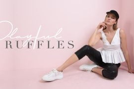 blog cover Playful Ruffles