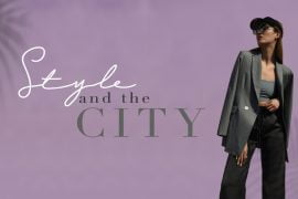 cover STYLE and the CITY