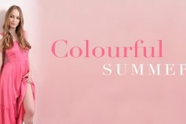 blog cover Colourful Summer