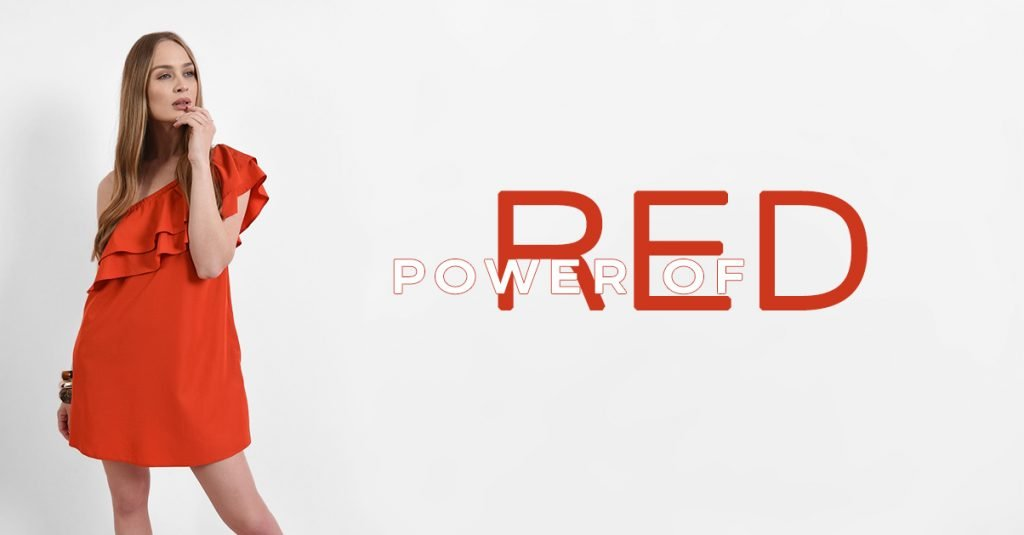 blog cover Power of red